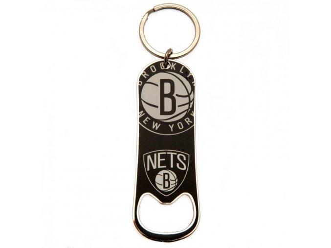 Přívěšek Brooklyn Nets FC Otvírák NBA