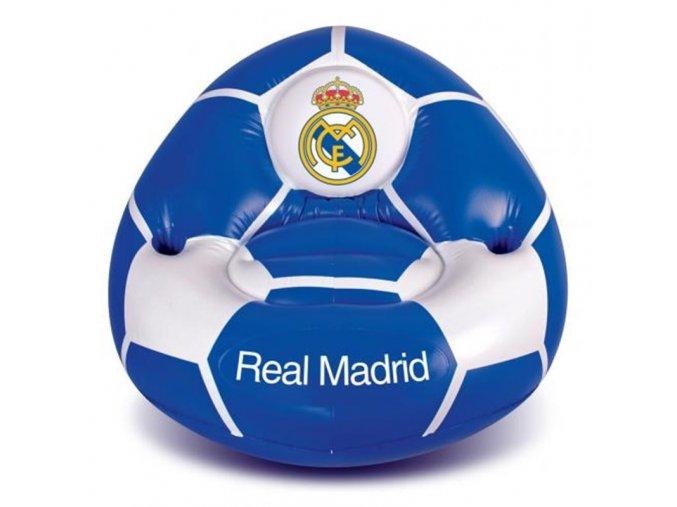 Nafukovací Křeslo Real Madrid FC Míč (dětské)
