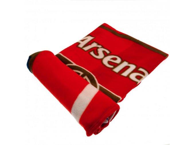 Fleesová Deka Arsenal FC pl