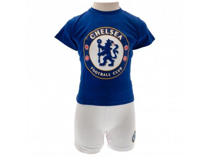 Tričko a Šortky Chelsea FC Souprava 12/18 měsíců