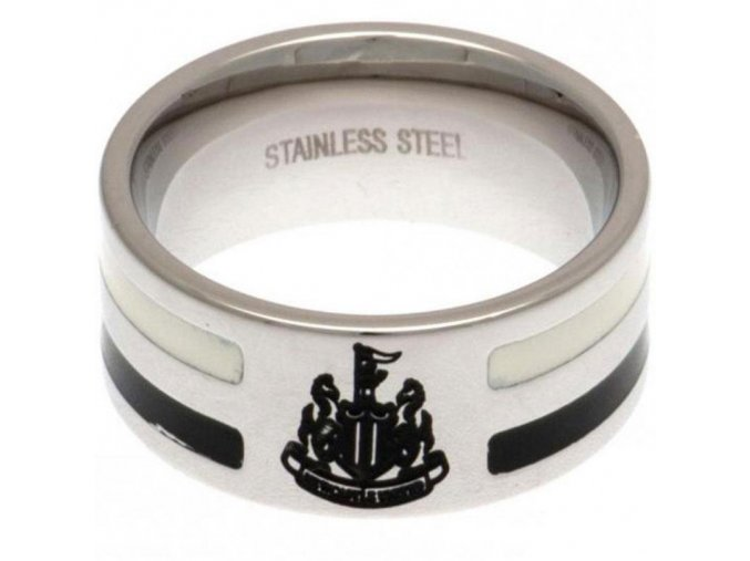 Prstýnek Newcastle United FC Colour Stripe S
