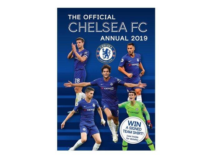 Ročenka Chelsea FC 2019