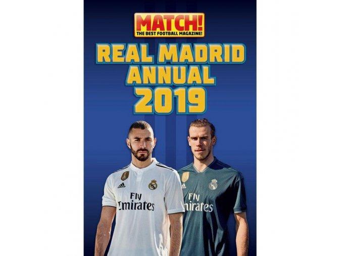 Ročenka Real Madrid FC 2019
