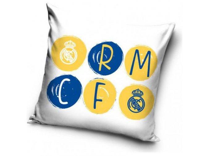 Polštářek Real Madrid FC bg