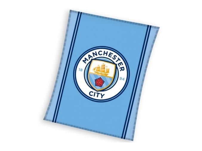 Fleesová Deka Manchester City FC