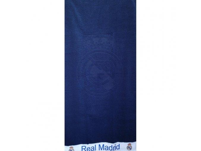 Fotbalová osuška Real Madrid Blue