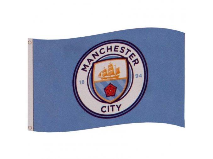 Vlajka Manchester City FC cc