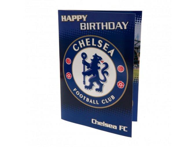 Přání Chelsea FC Hrající