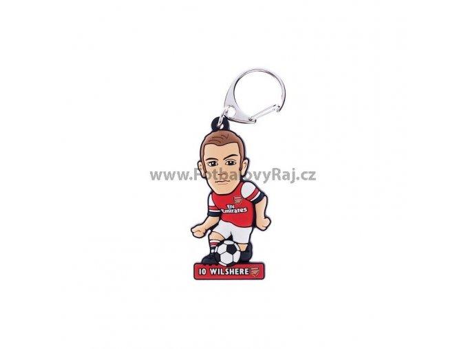 Přívěšek Arsenal FC Wilshere
