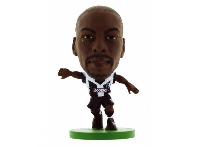 Figurka West Bromwich Albion FC Mulumbu