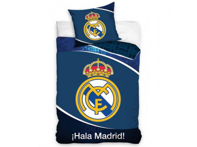 Povlečení Real Madrid FC Dark Blue