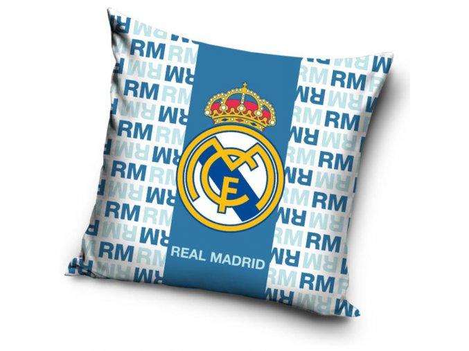 Povlak na polštářek Real Madrid FC Medium Blue