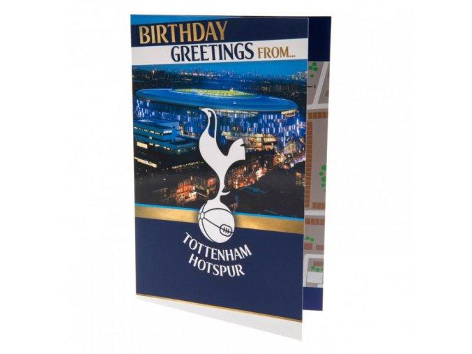 3D Přání Tottenham Hotspur FC Stadion