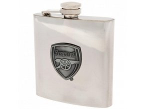 Placatka Arsenal FC Stainless Steel