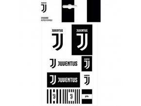 Samolepky Juventus FC Sada 9ks
