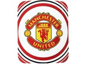 Fleesová Deka Manchester United FC pl