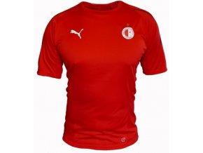 Pánské tričko Puma Final Training Slavia XXL