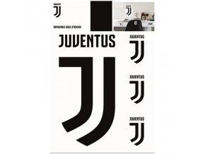 Samolepka Juventus FC Na Zeď A4