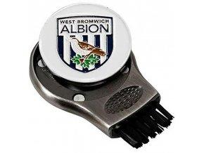 Kartáček a Markovátko West Bromwich Albion FC