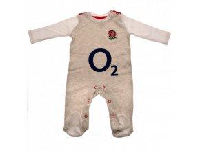 Dětské Pyžamo England Rugby 6/9 gr