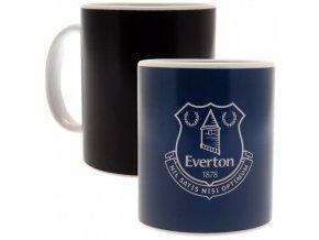 Hrnek Everton FC Měnící Barvu