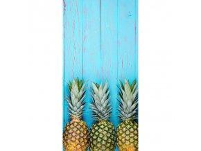 Plážová osuška Ananas Blue