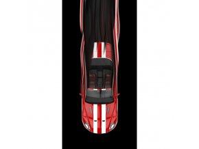 Froté osuška Red Car
