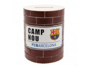Pokladnička Barcelona FC