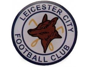 Odznak Leicester City FC retro