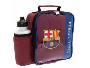 Taška Barcelona FC na svačinu s láhví