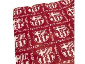 Dárkový Papír Barcelona FC 244cm