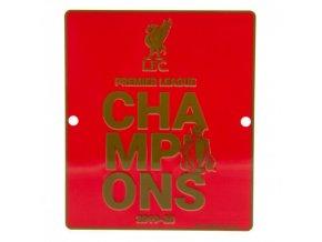 Cedule Liverpool FC Na Okno Premier League Champions