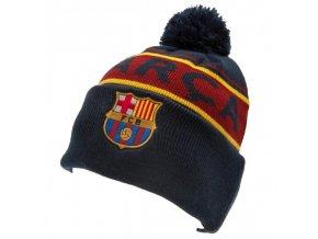 Čepice Barcelona FC lyžařská tx