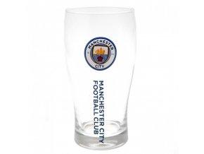 Pivní Sklenice Manchester City FC tp