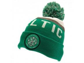 Čepice Celtic FC lyžařská gg
