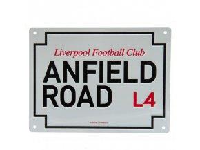Cedule Liverpool FC Anfield