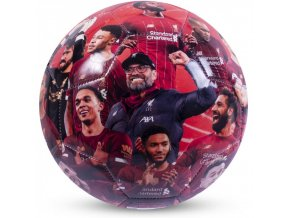 Fotbalový Míč Liverpool FC Premier League Champions