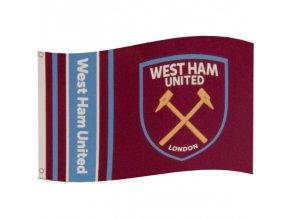 Vlajka West Ham United FC wm