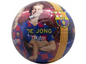 Fotbalový Míč Barcelona FC De Jong