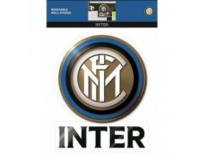 Samolepka Inter Milan FC Na Zeď Velká