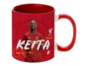 Hrnek Liverpool FC Keita