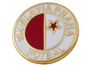 Odznak s logem Slavia Puzetta
