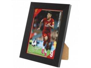 Obraz Liverpool FC Firmino 20x15cm