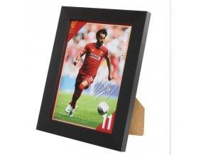 Obraz Liverpool FC Salah 20x15cm