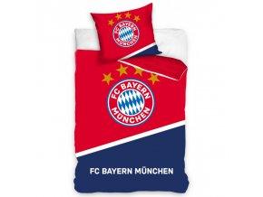 Fotbalové povlečení Bayern Mnichov FC Blau Boden