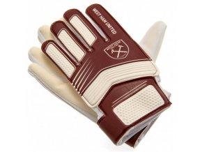 Brankářské Rukavice West Ham United FC Dětské