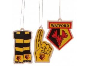 Vůně do auta Watford FC Sada 3ks