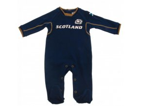 Dětské Pyžamo Skotsko Rugby 6/9 měsíců