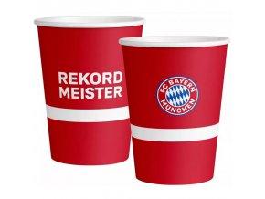 Kelímek Bayern Mnichov FC 250ml 8ks