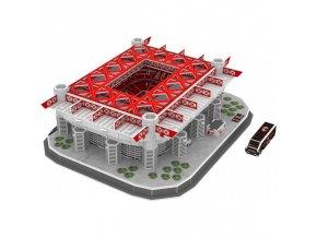 3D Puzzle AC Milan Stadion